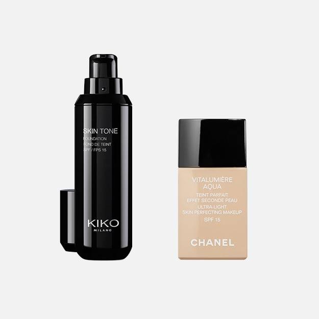 легкий тональный крем для нормальной кожи