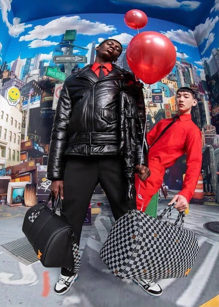 A$AP Nast снялся в новой кампании Louis Vuitton (фото 2)