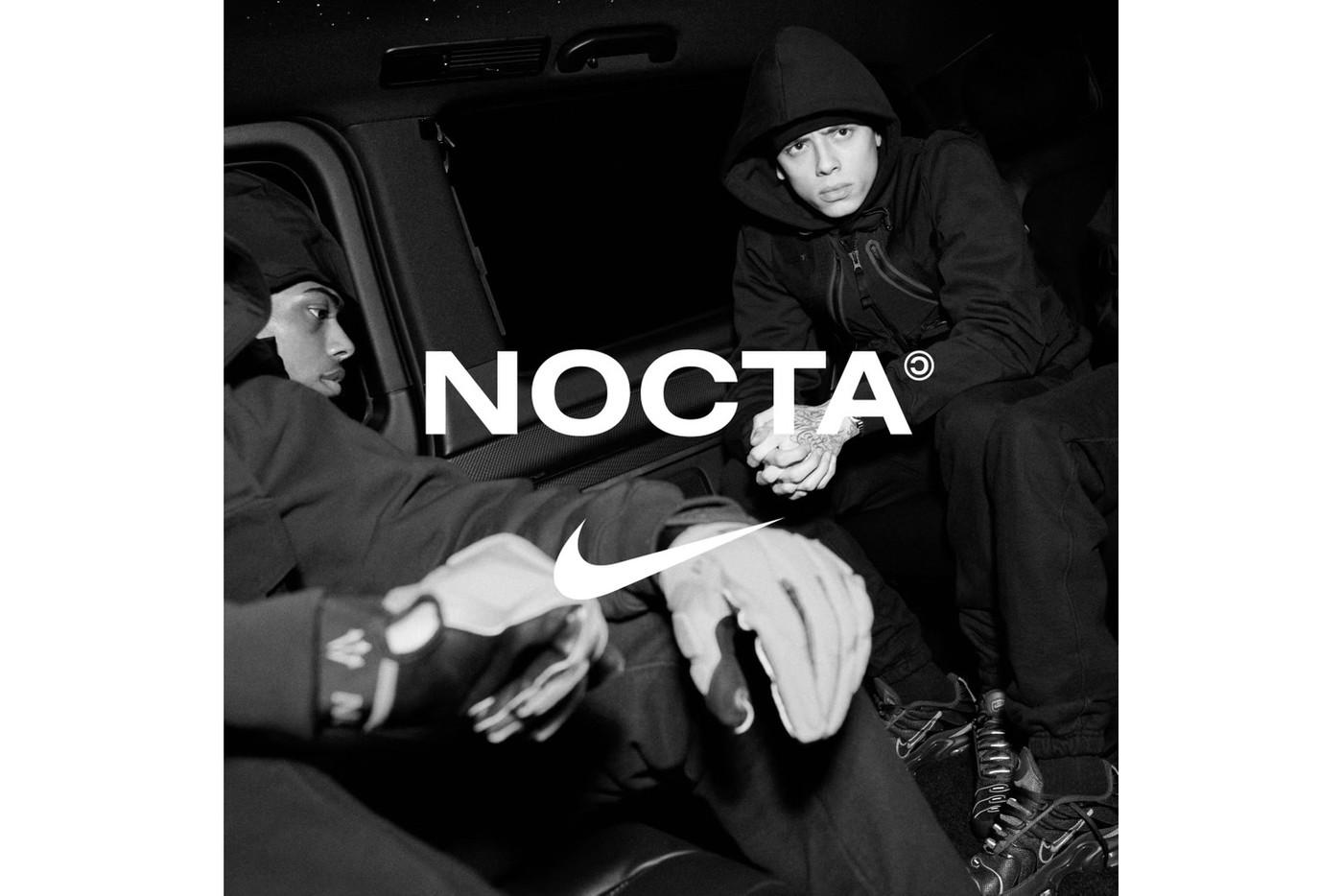 Дрейк и Nike показали лукбук второго дропа совместной линии NOCTA (фото 1)