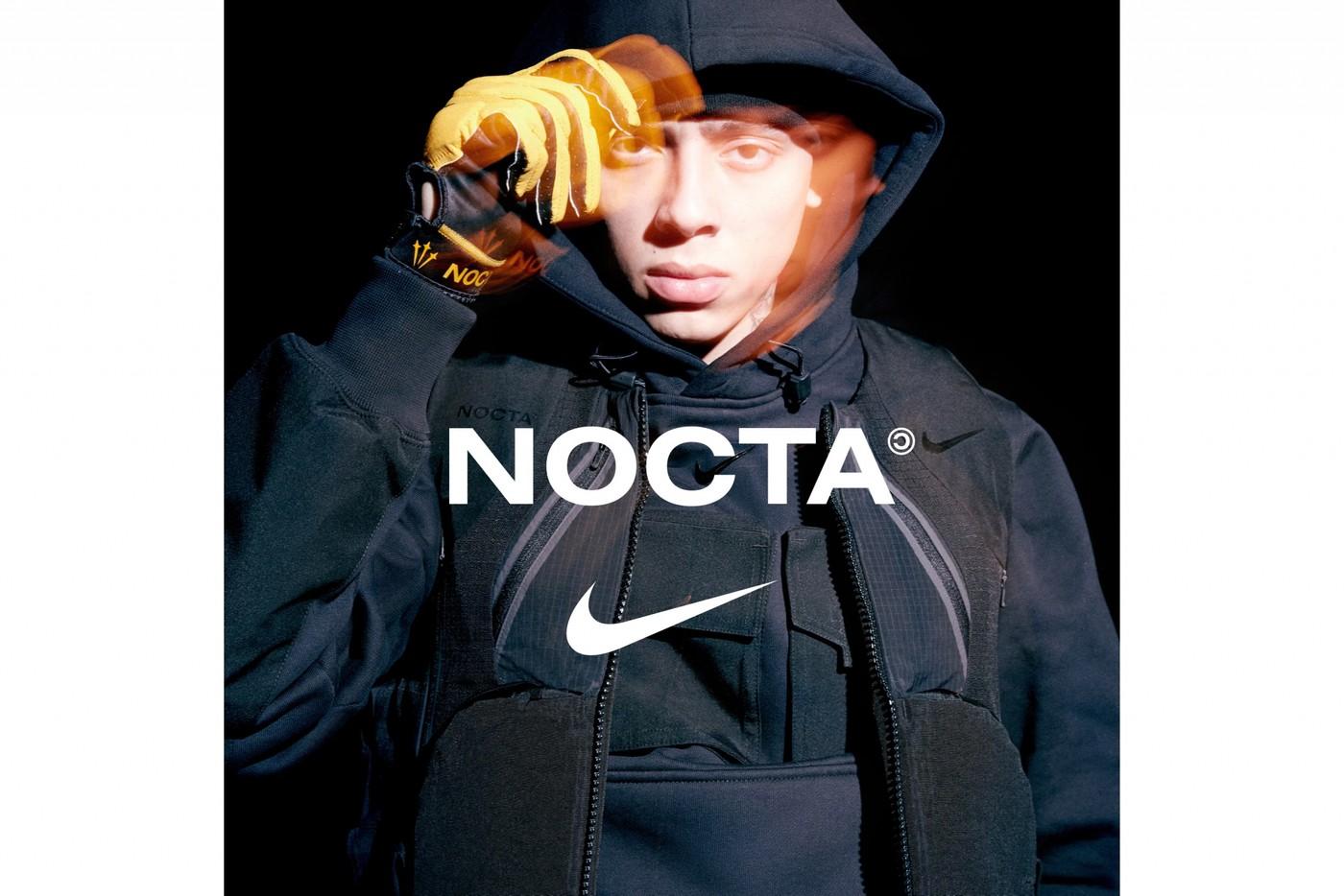 Дрейк и Nike показали лукбук второго дропа совместной линии NOCTA (фото 2)