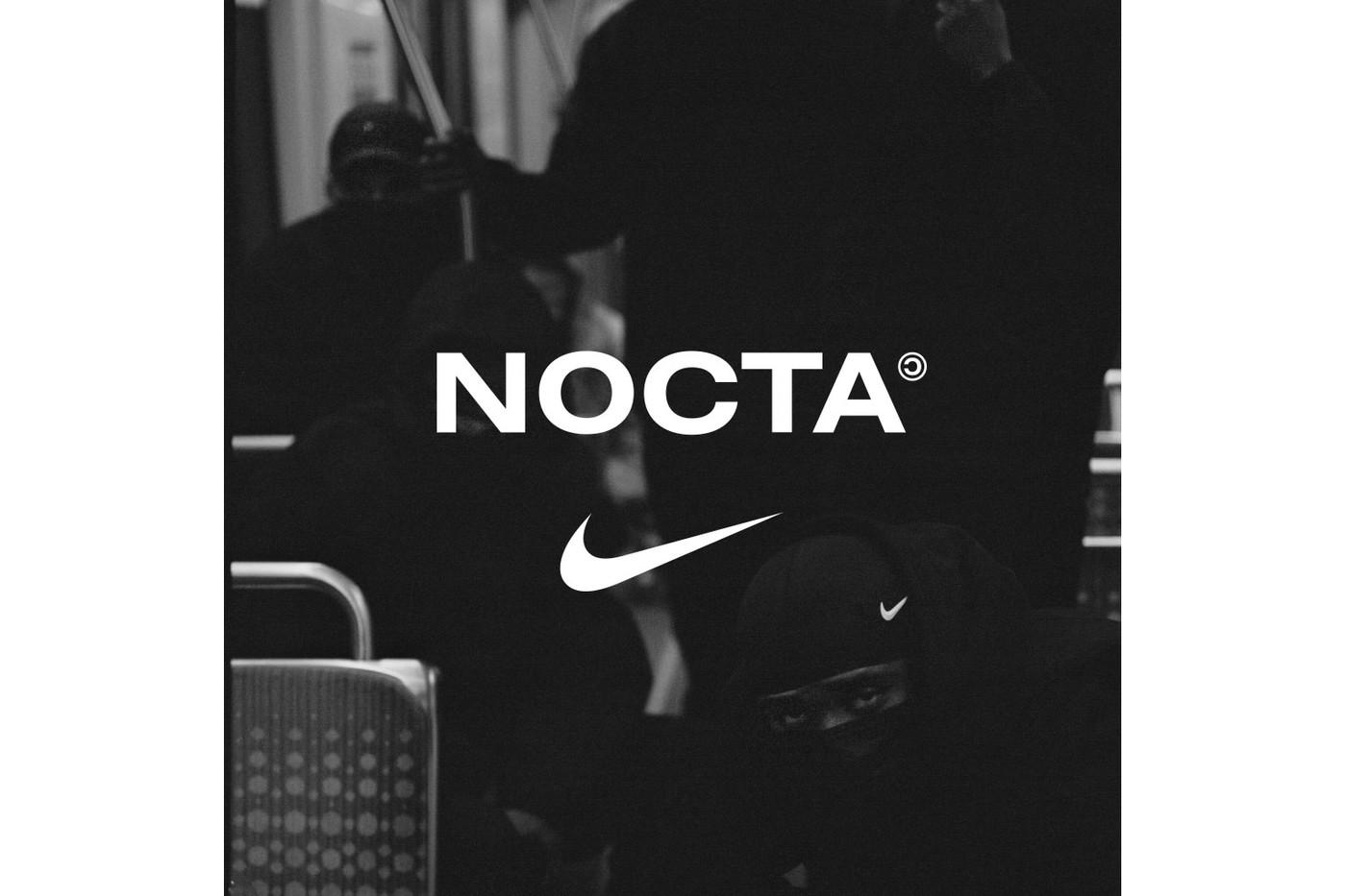 Дрейк и Nike показали лукбук второго дропа совместной линии NOCTA (фото 6)