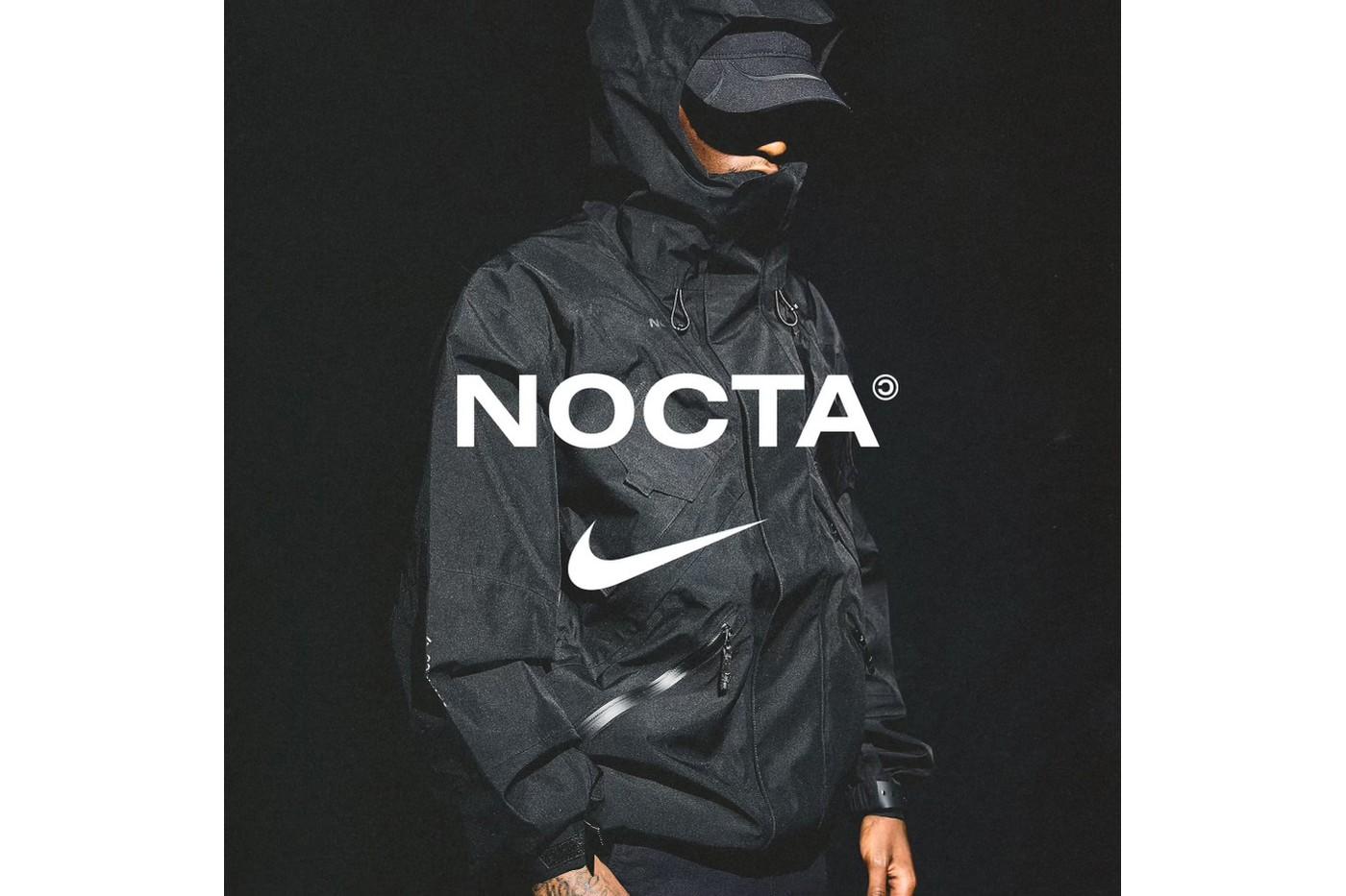 Дрейк и Nike показали лукбук второго дропа совместной линии NOCTA (фото 5)