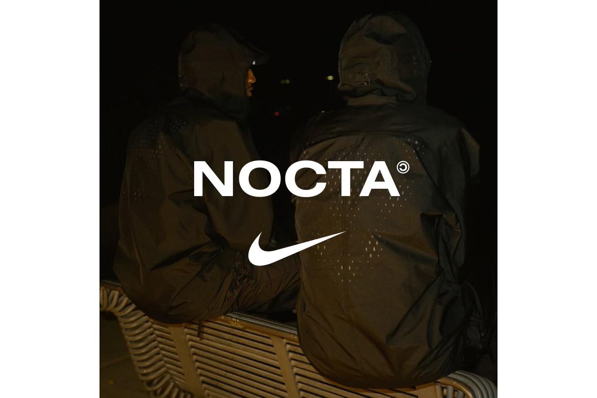 Дрейк и Nike показали лукбук второго дропа совместной линии NOCTA (фото 3)