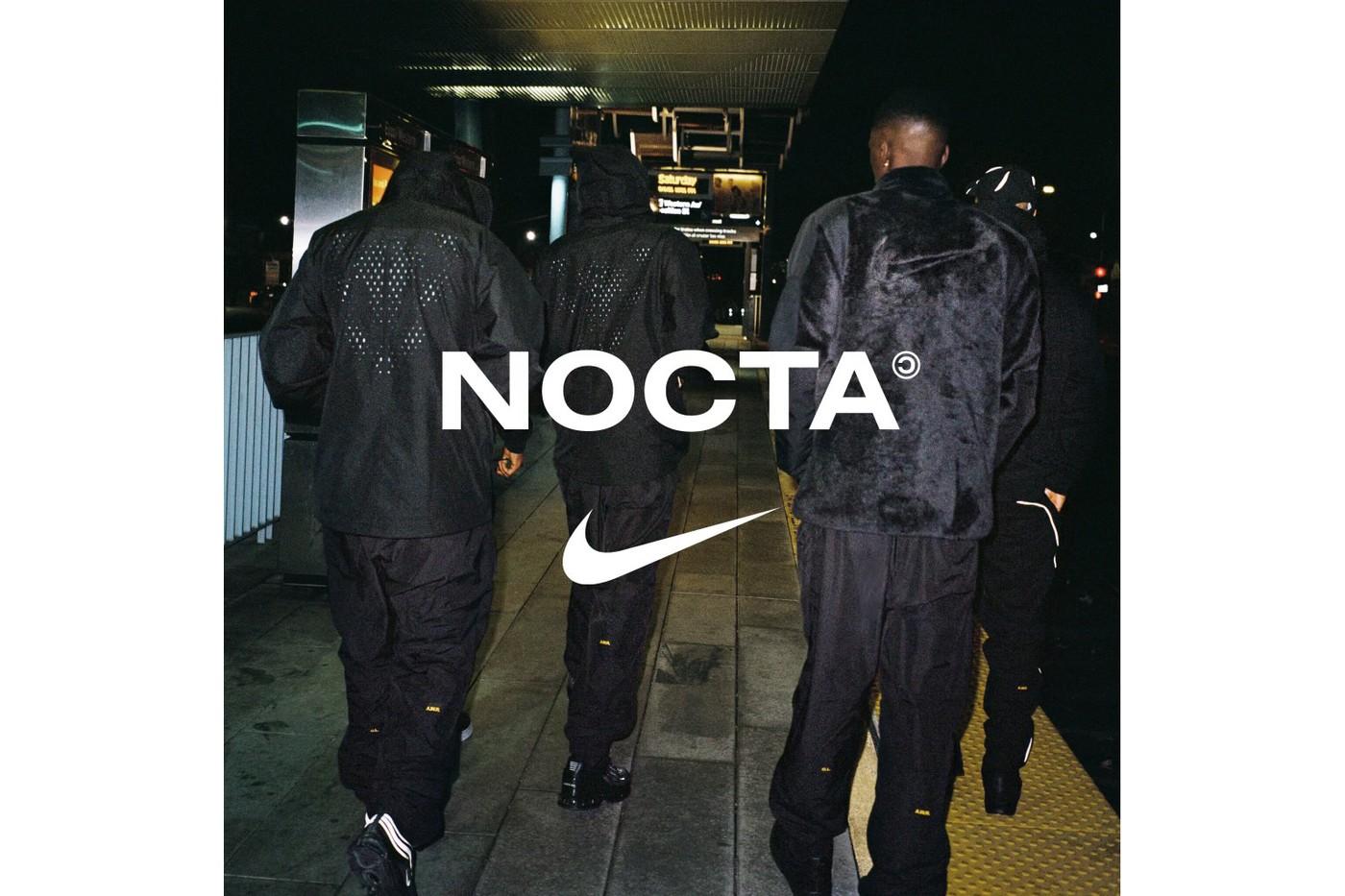 Дрейк и Nike показали лукбук второго дропа совместной линии NOCTA (фото 4)