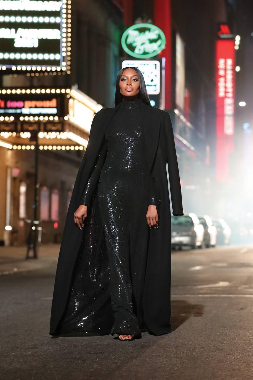 Michael Kors провел показ в центре Нью-Йорка в честь 40-летия бренда (фото 6)