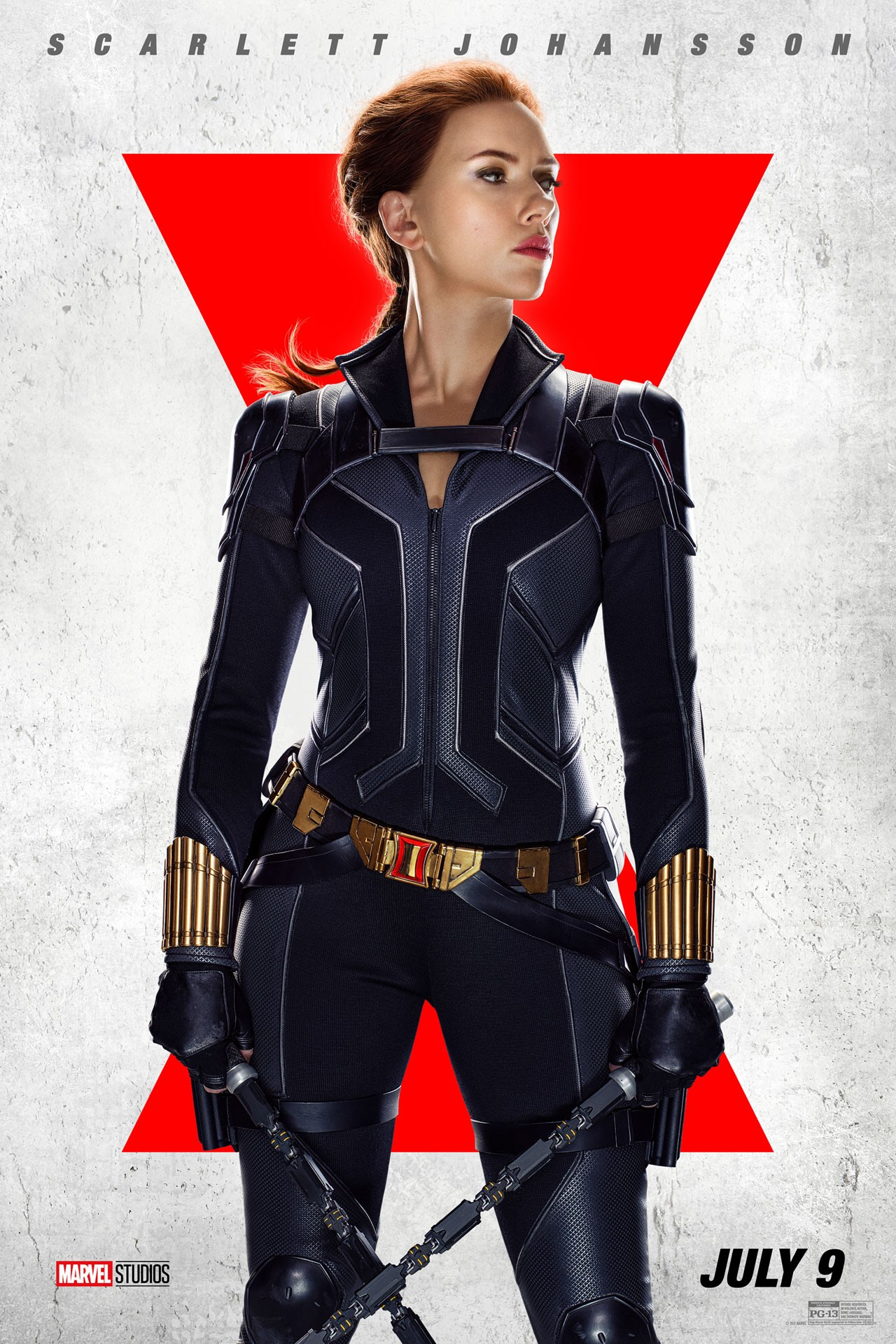 Marvel представила постеры к фильму «Черная вдова» (фото 2)