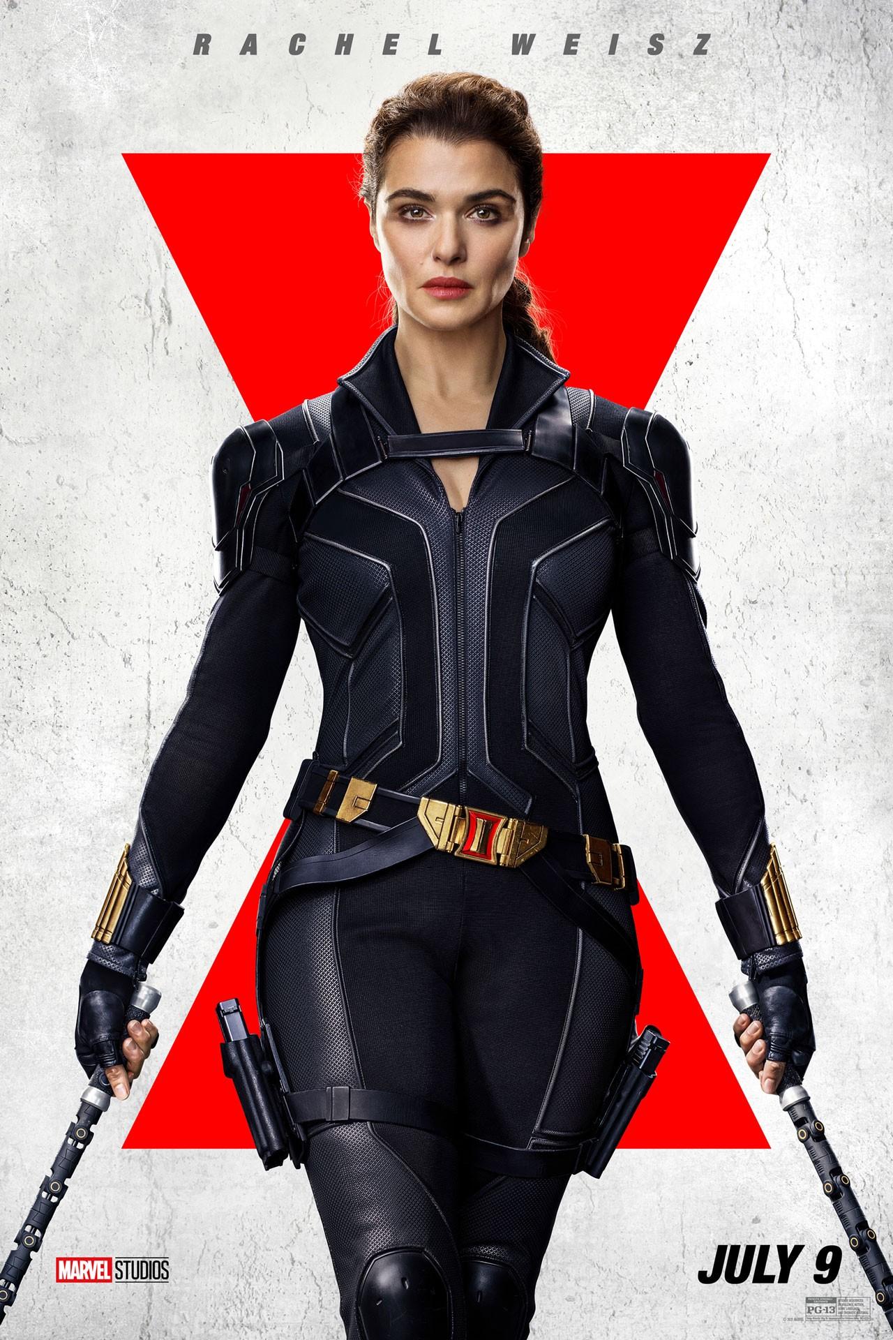 Marvel представила постеры к фильму «Черная вдова» (фото 3)