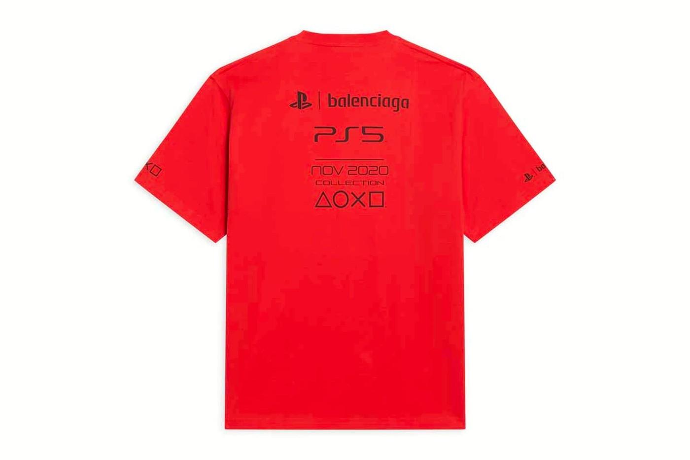 Balenciaga выпустил мерч для игровой консоли Sony PlayStation 5 (фото 4)