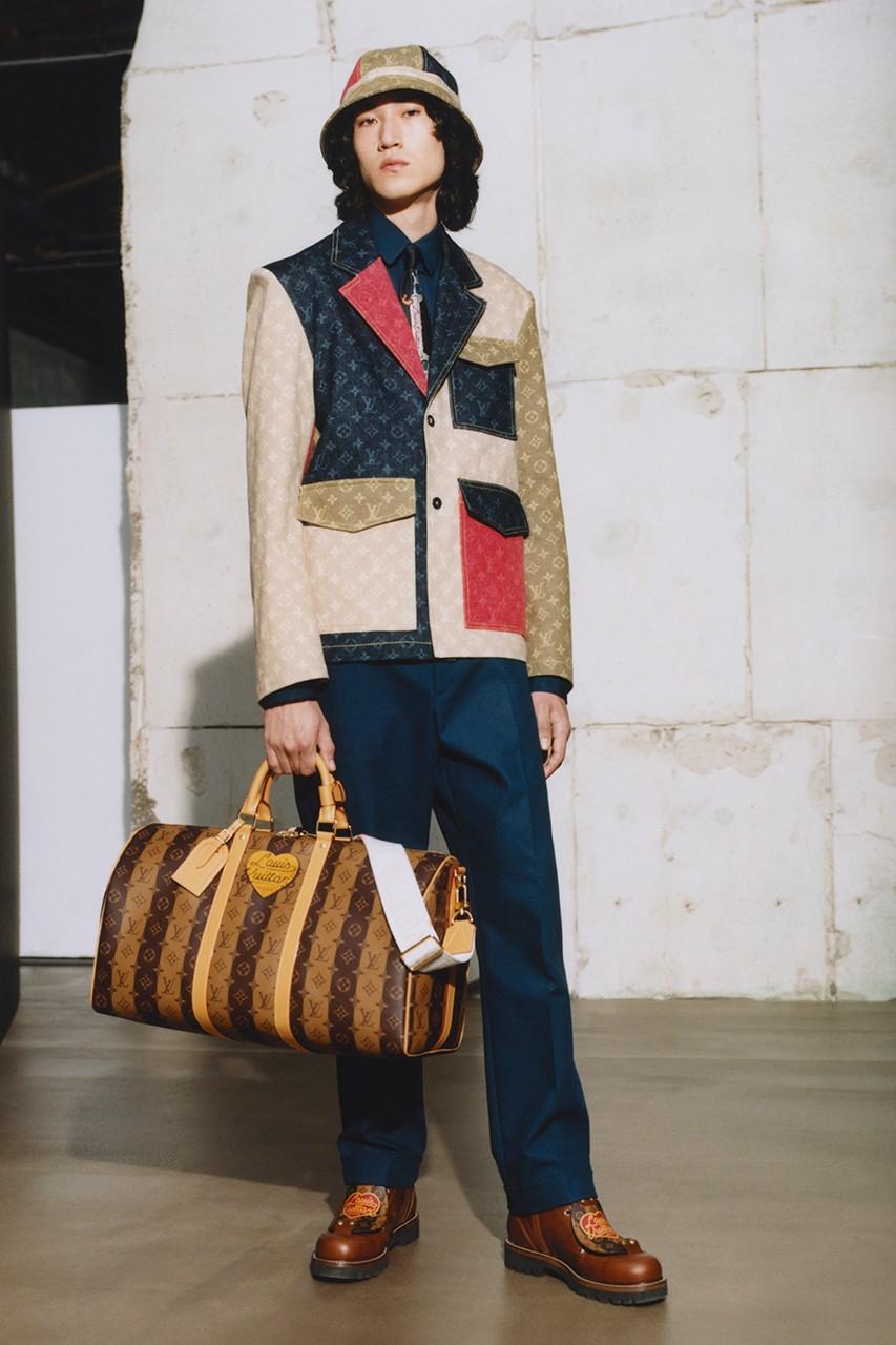 Вирджил Абло и Ниго представили новую совместную коллекцию для Louis Vuitton (фото 1)