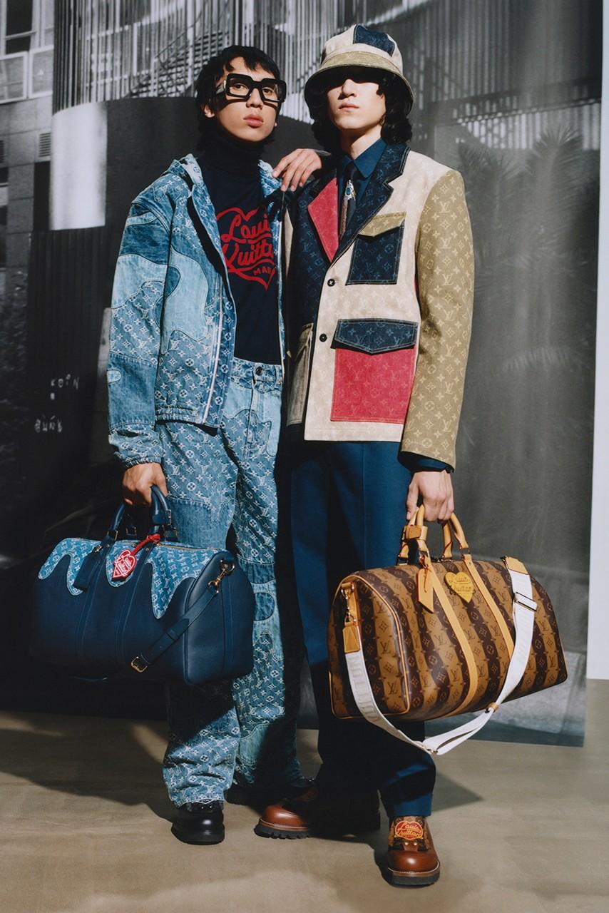 Вирджил Абло и Ниго представили новую совместную коллекцию для Louis Vuitton (фото 2)