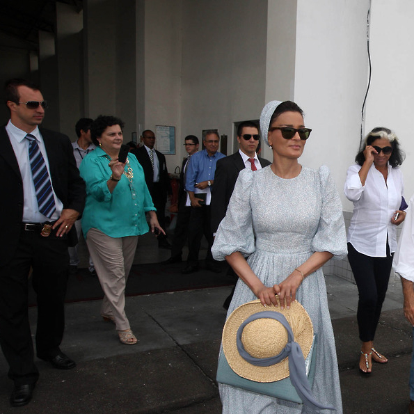Катар, шейха Моза, ее муж и дети | СПЛЕТНИК