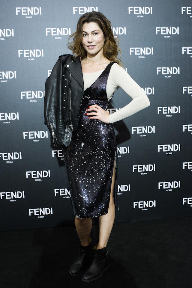 Открытие бутика Fendi и выставка бренда в ММОМА (фото 10)