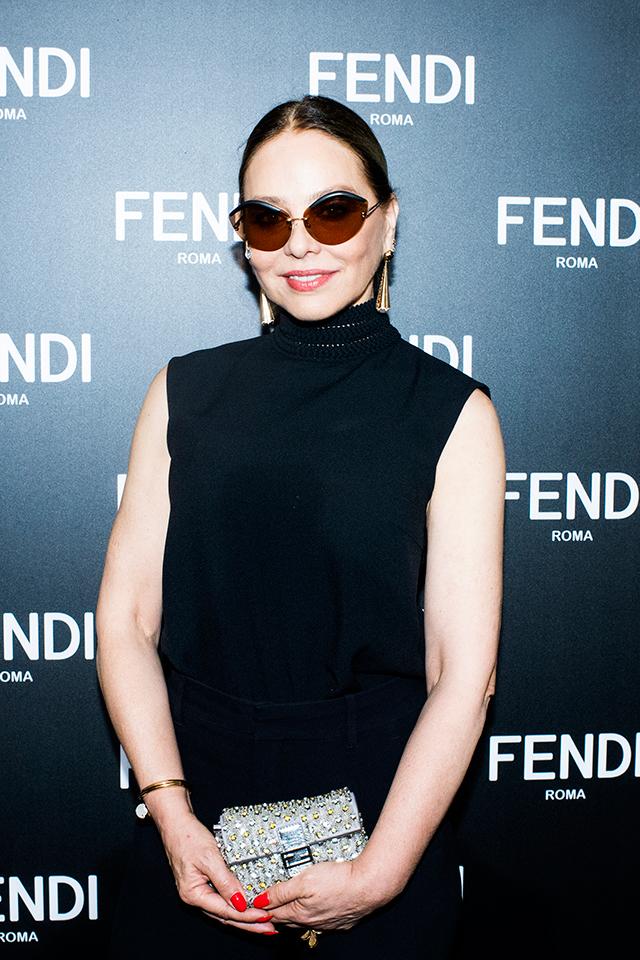 Открытие бутика Fendi и выставка бренда в ММОМА (фото 3)