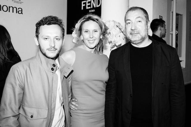 Открытие бутика Fendi и выставка бренда в ММОМА (фото 15)