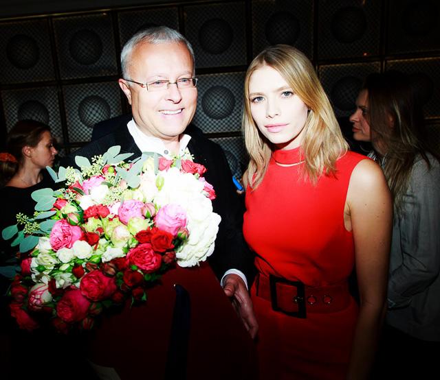Гости дня рождения Ксении Собчак (фото 5)