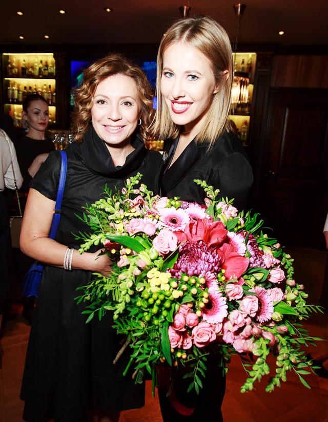 Гости дня рождения Ксении Собчак (фото 6)