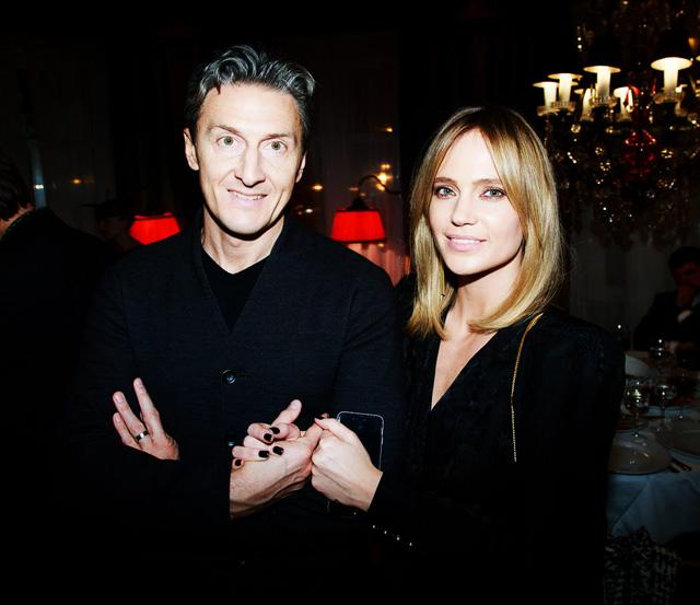 Гости дня рождения Ксении Собчак (фото 7)