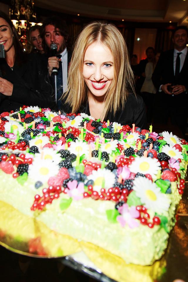 Гости дня рождения Ксении Собчак (фото 1)